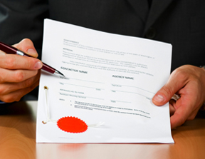 "We ""swear"" affidavits, statutory declarations and affirmations."